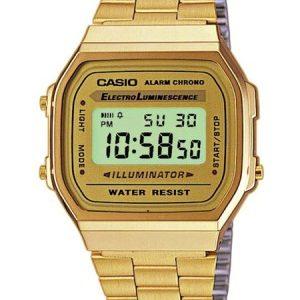 Relógio Casio A168WG-9EF