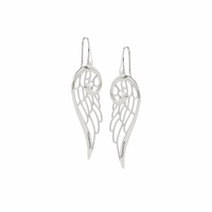 Brincos Angel Collection Long Wing