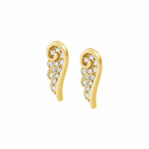 Brincos Angel Collection Earrings