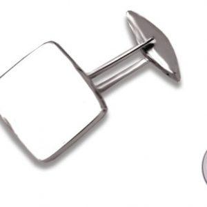 Botões de Punho em Prata