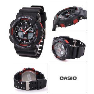 Relógio G-Shock GA-100-1A4ER