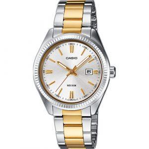 Relógio Casio Collection | LTP-1302PSG-7AVEF