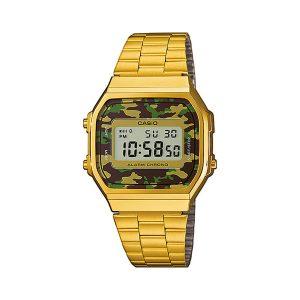 Relógio Casio A168WEGC-3EF