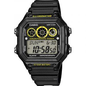 Relógio Casio AE-1300WH-1AVEF