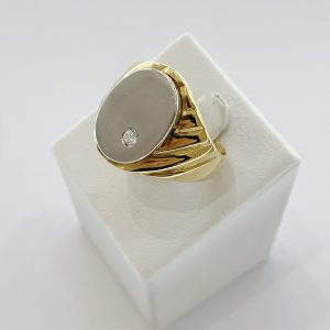 ANEL OURO 800 | 109185