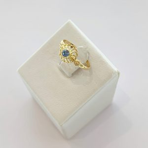 ANEL OURO 800 | 0203LLMIL01