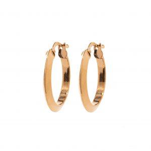 Argolas Ouro 800