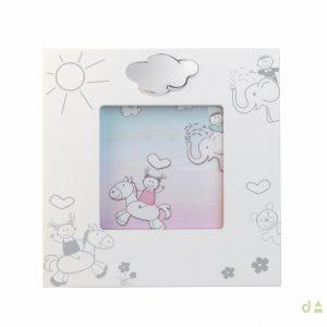 Moldura Criança Dhome Zoo 4ML-DH0020-MD