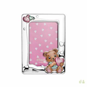 Moldura Dhome Criança Ursinho 7ML-DH205.3R