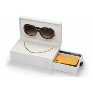 SUNGLASSES ONE POWERFULL BOX TURTLE | OSBHS4551TCC321H