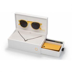 SUNGLASSES ONE ACTIVE BOX YELLOW | OSBHS4552APC321H