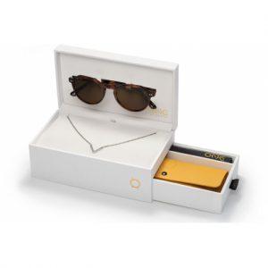SUNGLASSES ONE ACTIVE BOX TURTLE | OSBHS4552TCC321H