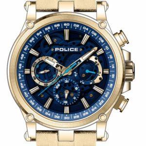 Relógio Police Taman Dourado | PEWJK2110801